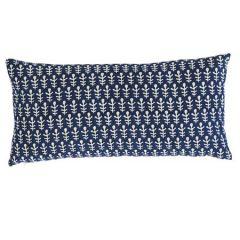 SO17924 BAGRU & BUTI Schumacher Pillow-Blue