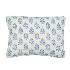 SO17936 ADITI HAND BLOCKED PRINT Schumacher Pillow