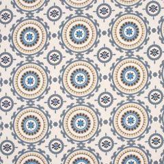 SUZANNI WAY Azure Carole Fabric