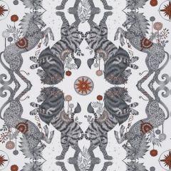 W0113/06-CAC CASPIAN WP Nude Clarke & Clarke Wallpaper