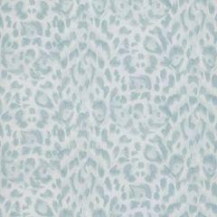 W0115/04-CAC FELIS Duck Egg Clarke & Clarke Wallpaper