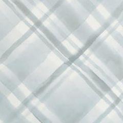 W3481-11 BLAZER PLAID PA Smoke Kravet Wallpaper