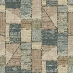 W3626-1611 PATCHWORK  Kravet Wallpaper