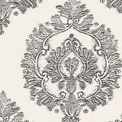 WBP10500 DAMASCUS Charcoal Winfield Thybony Wallpaper