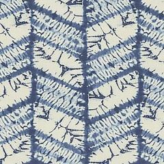 WBP12102 GOOD VIBRATIONS Indigo Winfield Thybony Wallpaper
