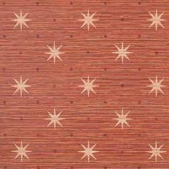 WHN 0007 44002 BIG TRIXIE Red Scalamandre Wallpaper