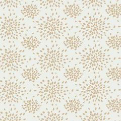 WHN 000A P1020 FIREWORKS Beige On White Scalamandre Wallpaper