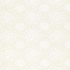 WHN 000W P1020 FIREWORKS White On Off White Scalamandre Wallpaper