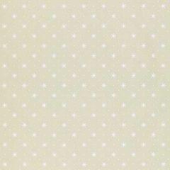 WHN 00WS P1003 TRIXIE White On Beige Scalamandre Wallpaper