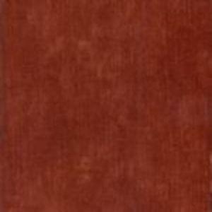 009952T HOTEL VELVET Persimmon Quadrille Fabric