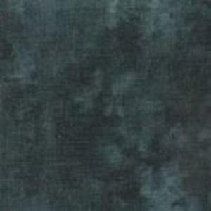 009955T HOTEL VELVET Dark Turquoise Quadrille Fabric