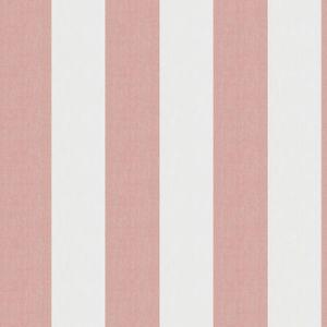 SKI STRIPE Coral Fabricut Fabric