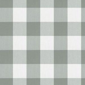 CAMPING CHECK Grey Fabricut Fabric