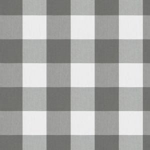CAMPING CHECK Fog Fabricut Fabric