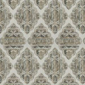 AGRA EMBLEM Parchment Fabricut Fabric