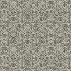 CANYON WEAVE Charcoal Fabricut Fabric