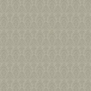 DECO HERRINGBONE Platinum Fabricut Fabric