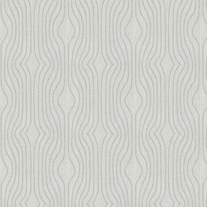 PEBBLE WAVE Platinum Fabricut Fabric