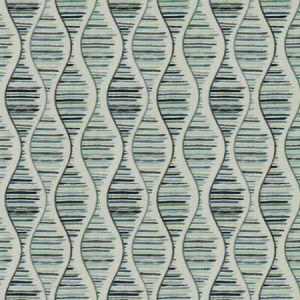 ENCAUSTIC Peacock Fabricut Fabric