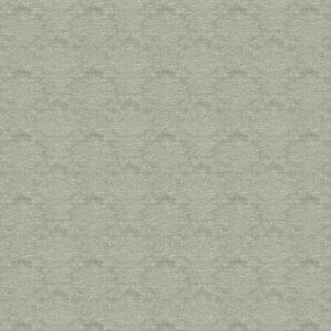 ORDERLY DAMASK Ash Fabricut Fabric