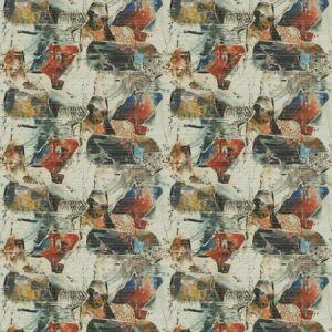 INKJET Multi Splash Fabricut Fabric