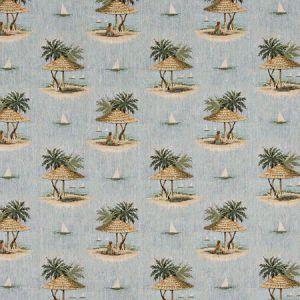 1000 Tahiti Charlotte Fabric