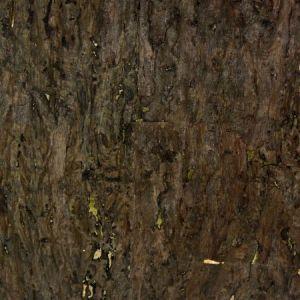 Astek MC118 Carbonized Cork Black Palm Wallpaper