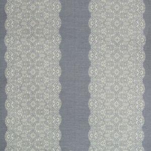 4554-5 Garrick Paisley Blue Aura Kravet Fabric