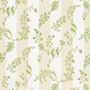 175591 BAGATELLE Citron Vert Schumacher Fabric