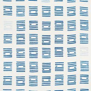 177880 TIASQUAM Blue Schumacher Fabric