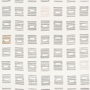 177882 TIASQUAM Charcoal Schumacher Fabric