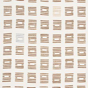 177883 TIASQUAM Teak Schumacher Fabric