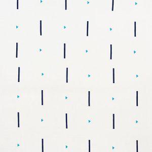 177900 TASHMOO Prussian & Teal Schumacher Fabric