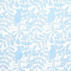179212 BIRD & BEE Sky Schumacher Fabric