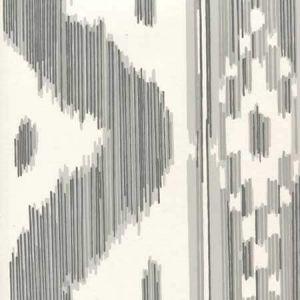 2020-07AWP BALI HAI Gray On Almost White Quadrille Wallpaper