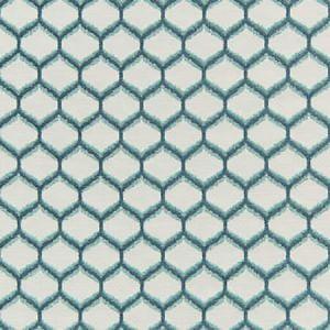2020105-313 ELMLEY WEAVE Aqua Lee Jofa Fabric
