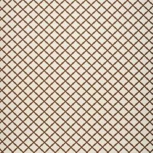 2020115-166 BAMBOO TRELLIS Brown Lee Jofa Fabric