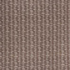 2020117-166 BASKET WEAVE Brown White Lee Jofa Fabric