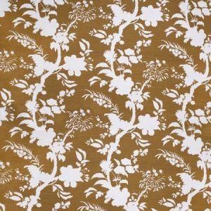 2020119-340 BEIJING BLOSSOM Olive Lee Jofa Fabric