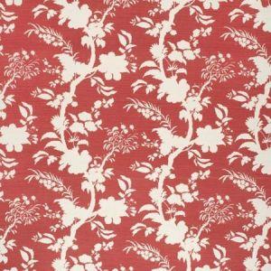 2020119-9 BEIJING BLOSSOM Crimson Lee Jofa Fabric