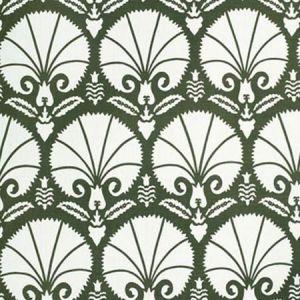 2020126-3 BURSA Dark Green Lee Jofa Fabric