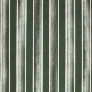 2020131-303 ELBA STRIPE Dark Green Lee Jofa Fabric