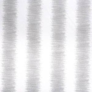 2020135-11 HAMPTON STRIPE Grey White Lee Jofa Fabric