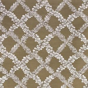 2020138-30 LEAF TRELLIS Green Lee Jofa Fabric