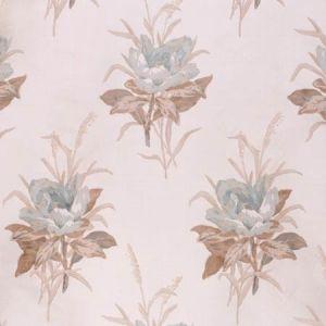 2020143-1316 MELBA FLOWER Lichen Ecru Lee Jofa Fabric
