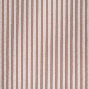 2020146-1616 MELBA STRIPE Brown Ecru Lee Jofa Fabric