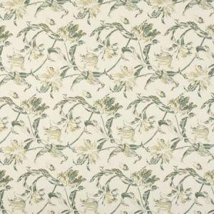 2020161-3 RUSSIAN TULIP Green Lee Jofa Fabric