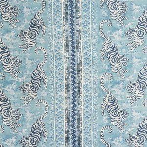 2020197-150 BONGOL PRINT Sky Lee Jofa Fabric