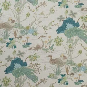 2020198-1323 LUZON PRINT Jade Lee Jofa Fabric