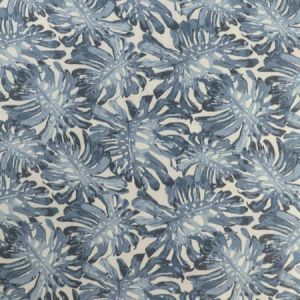 2020199-505 CALAPAN PRINT Blue Lee Jofa Fabric